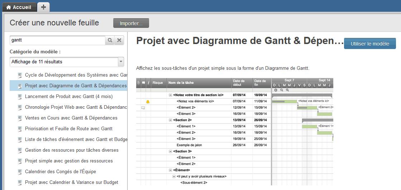 Utilisez Ce Modele Gratuit Excel De Gestion De Projet